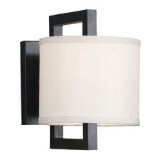 <strong>Kenroy Home</strong> Endicott 1 Light Wall Sconce