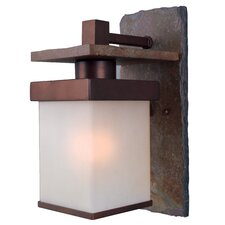 Boulder Small Outdoor Wall Lantern