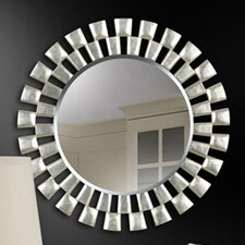 "<strong>Kenroy Home</strong> 36"" H x 36"" W Gilbert Wall Mirror"