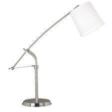 "Reeler 36"" H Table Lamp with Empire Shade"