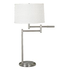 "Theta 30"" H Grant Table Lamp"