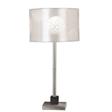 "Cordova 26"" Table Lamp with Drum Shade"