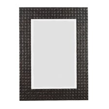 Murphy Wall Mirror in Black Multi-Finish