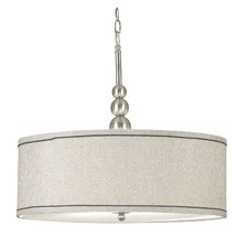 Margot 3 Light Drum Pendant