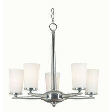 <strong>Kenroy Home</strong> Aerial 5 Light Chandelier