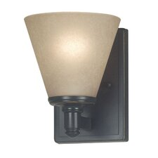 <strong>Kenroy Home</strong> Tallow 1 Light Wall Sconce