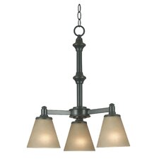 Tallow 3 Light Chandelier