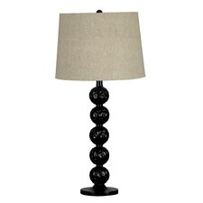 "Twilight 28.25"" H Table Lamp with Empire Shade"