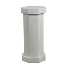 Facet Pedestal Statue