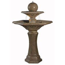<strong>Kenroy Home</strong> Provence Outdoor Floor Fountain