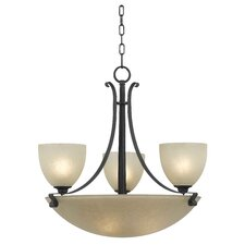 <strong>Kenroy Home</strong> Willoughby 6 Light Chandelier
