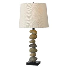 <strong>Kenroy Home</strong> Rubble Table Lamp