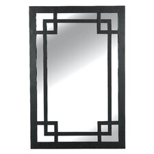 Jacob Wall Mirror in Dark Bronze