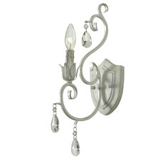 <strong>Kenroy Home</strong> Chamberlain 1 Light Wall Sconce