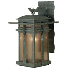 <strong>Kenroy Home</strong> Carrington 1 Light Small Lantern
