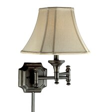 Asa Swing Arm Wall Lamp