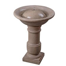 Apollo Birdbath Fountain