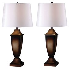 Singer 1 Light Table Lamp (Set of 2)