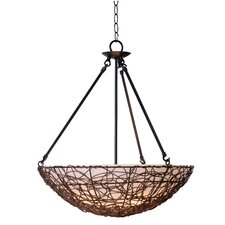 Thicket 3 Light Pendant