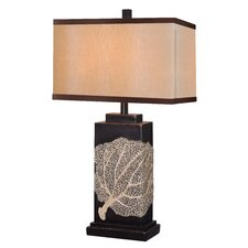 <strong>Kenroy Home</strong> Sea Fan Table Lamp