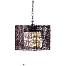 Rosalind 1 Light Outdoor Pendant