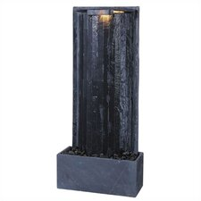 WaterWall Slate Tabletop/Wall Fountain