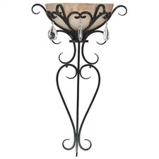 <strong>Kenroy Home</strong> Windsor 1 Light Wallchiere