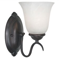 Sebastian 1 Light Wall Sconce