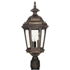 Estate 3 Light Post Lantern Head