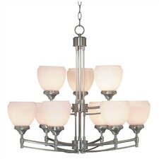 Paxton 9 Light Chandelier