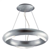 Annello 3 Light Semi Flush Mount