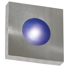 Burst Square Outdoor Wall Sconce