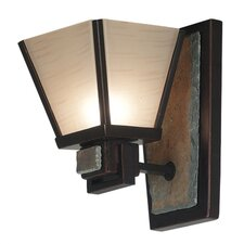 Clean Slate 1 Light Wall Sconce