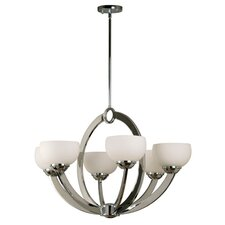 Nova 6 Light Chandelier