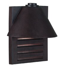 <strong>Kenroy Home</strong> Fairbanks 1 Light Large Wall Sconce