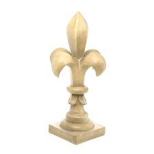 Fleur de Lis Finial Statue