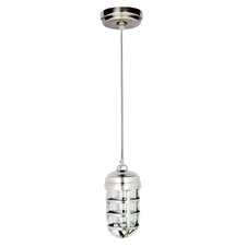 <strong>Kenroy Home</strong> Aboard 1 Light Mini Pendant