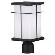 "Mesa 1 Light 14"" Outdoor Post Lantern Head"