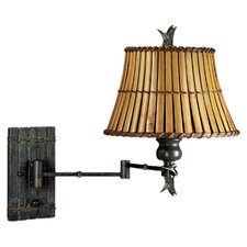 <strong>Kenroy Home</strong> Kwai Swing Arm Wall Lamp