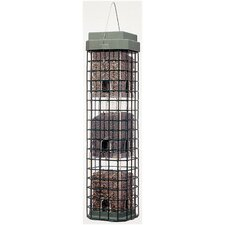 Hyde Havahart Orig Evenseed Squirrels Dilemma Caged Bird Feeder