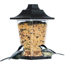 Carriage Bird Hopper Feeder