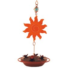 Sun Catcher Hummingbird Feeder