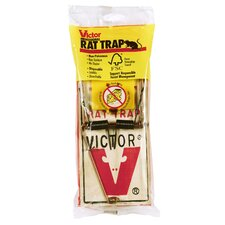 Easy Set Rat Trap