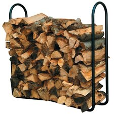 Traditional Log Rack