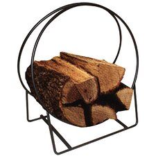 Tubular Steel Log Hoop