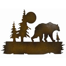 Bear Wilderness Wall Art