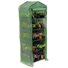 "5 Tier 30"" W x 27"" D Growhouse with Cover"