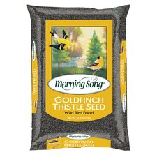 10 lbs Morning Song Goldfinch Thistle Seed