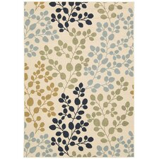 Carribean Ivory Area Rug