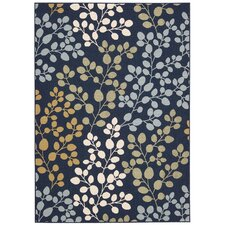 Carribean Navy Area Rug